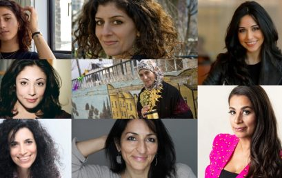 Influential Palestinian  Women under 50!