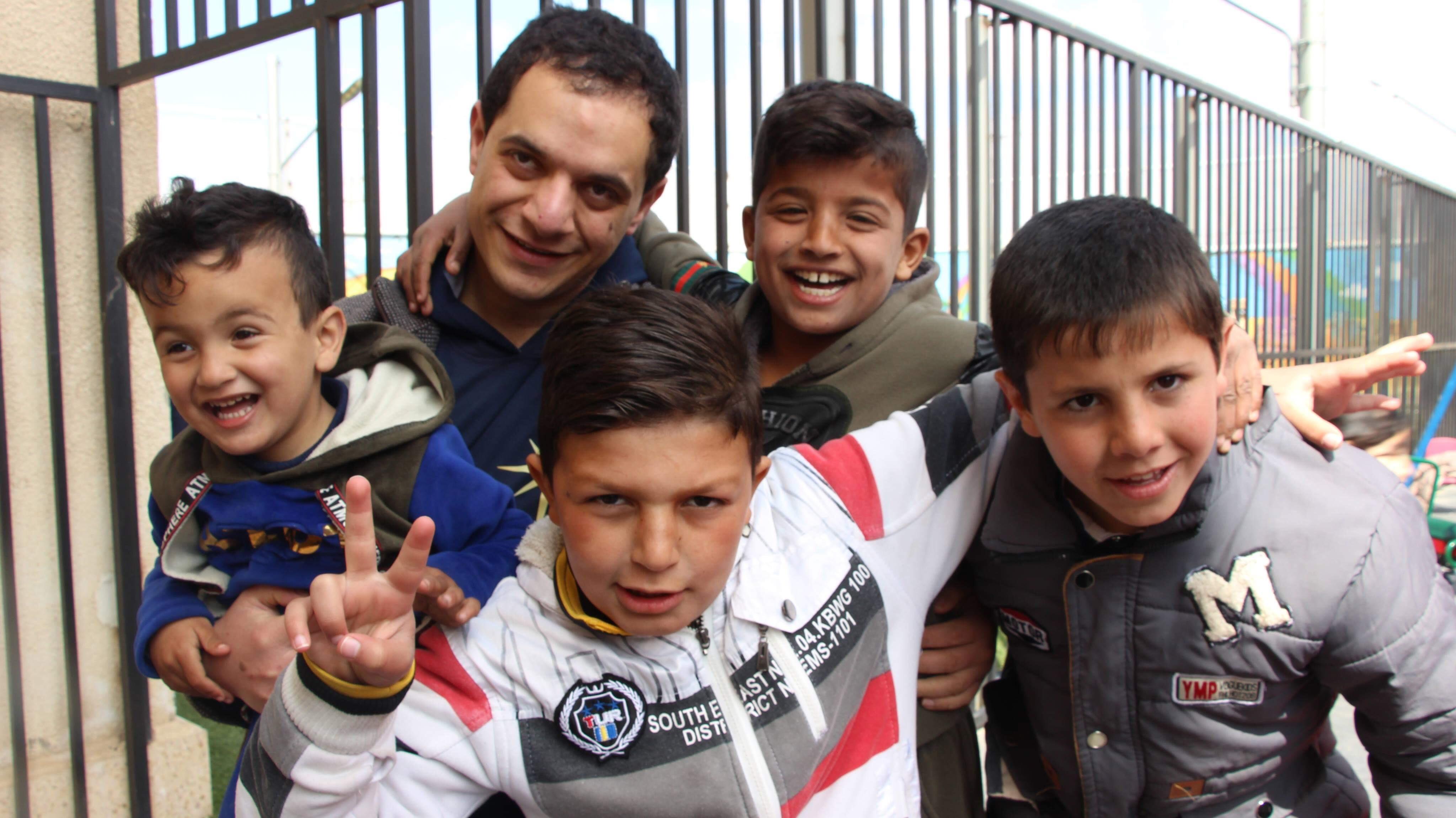 Shepherd Society's 10th Visit to Serve Refugees in Jordan!