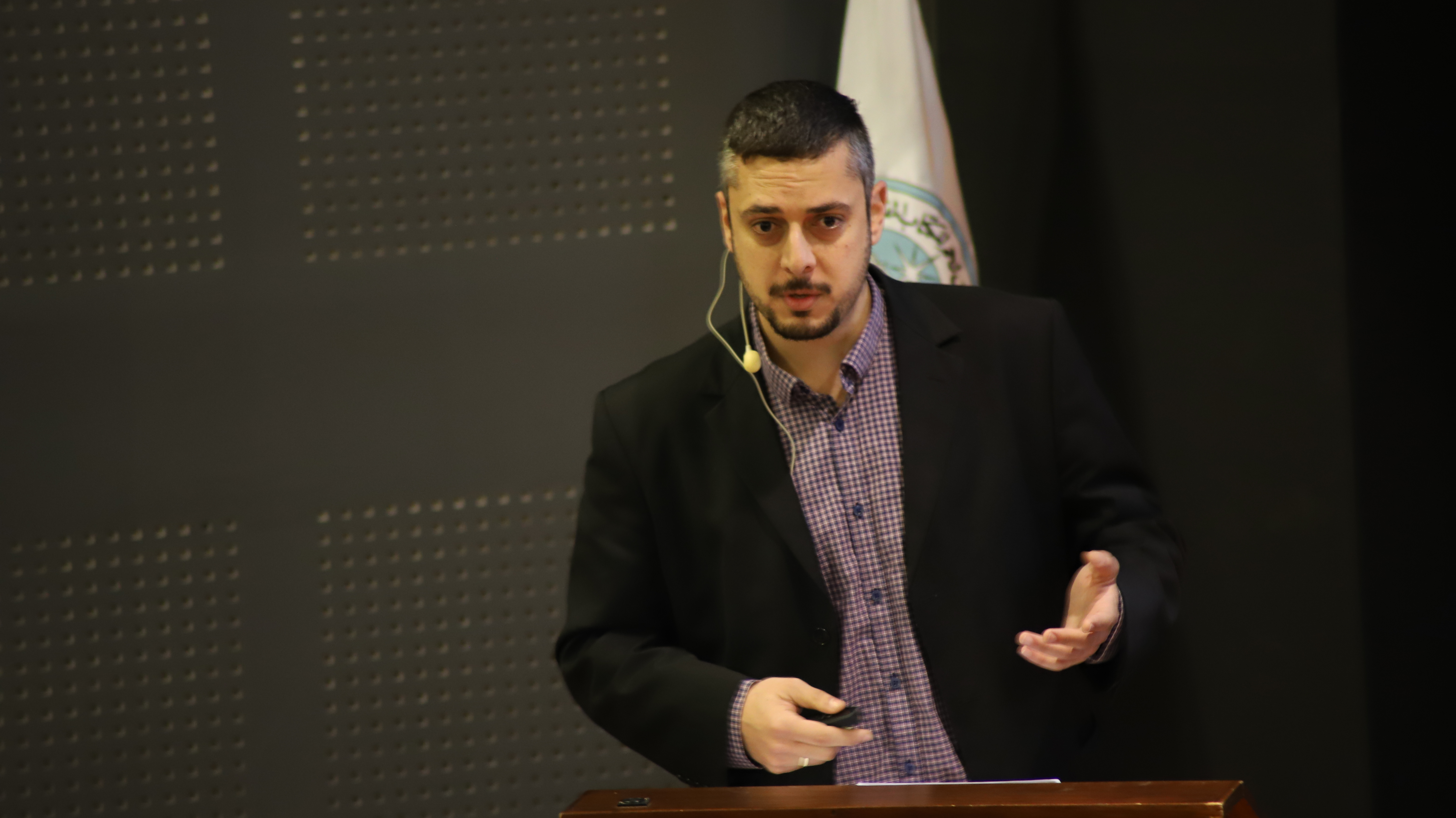 """""""Evidence of the Existence of God"""": BethBC Youth Lecture"""