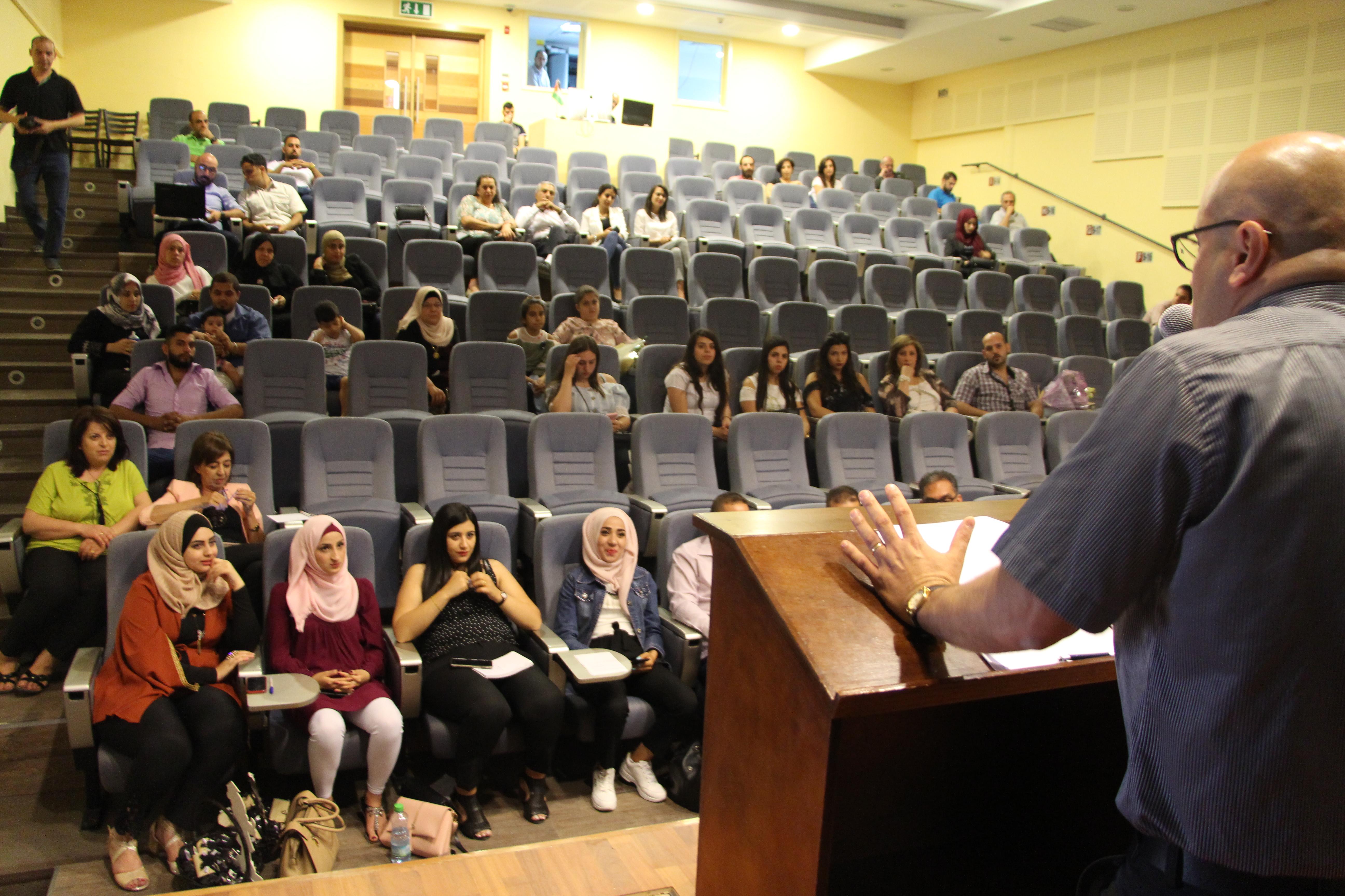 Media Program Students Present Graduation Projects at Bethlehem Bible College