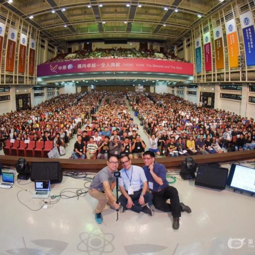 BethBC Academic Dean Speaks at Mission Conference in Taiwan