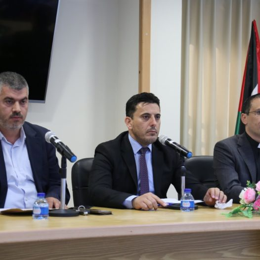 Bethlehem Bible College Launches the Palestinian Academic Forum for Interfaith Dialogue in Cooperation with An-Najah University