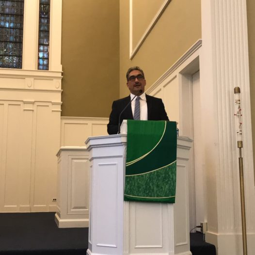 Bethlehem Bible College in Chicago: North Park Theological Symposium 2019