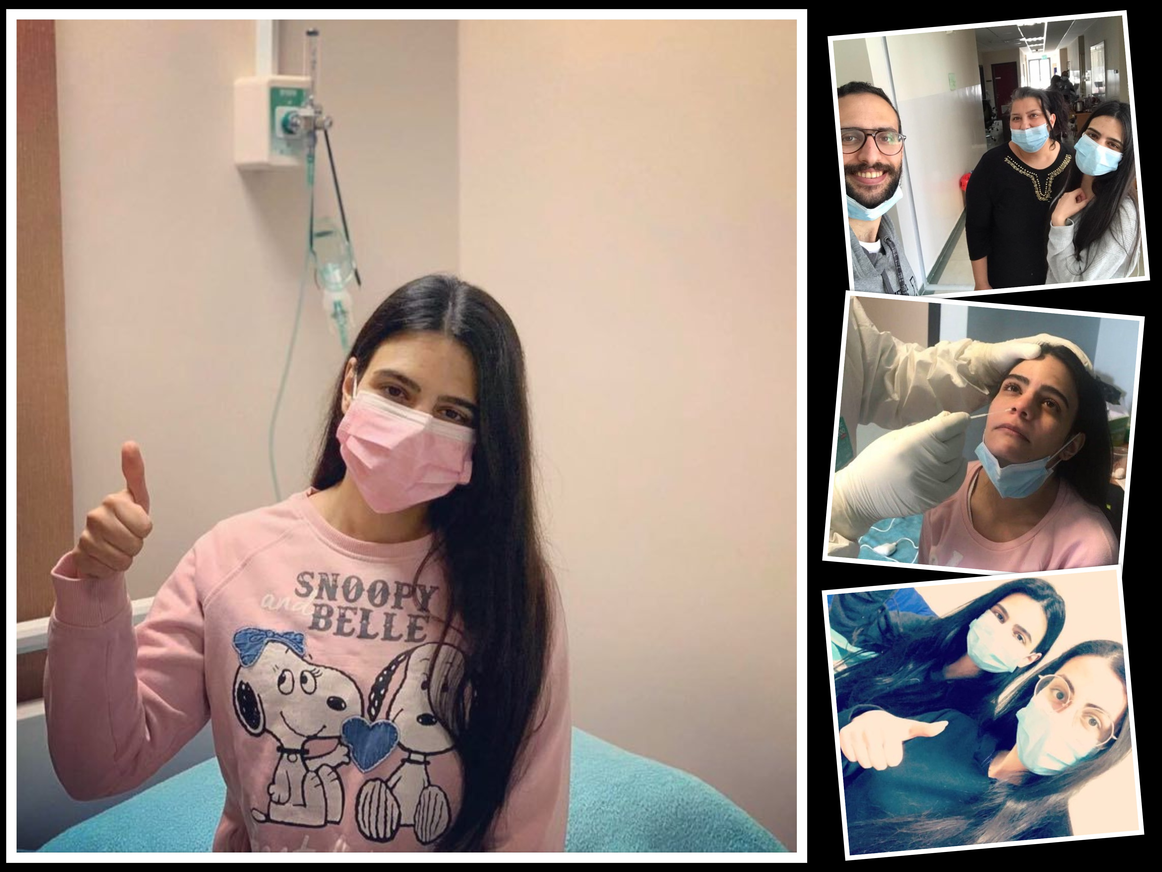 36 Days with Coronavirus (and the Battle Continues): Rose-Ann Al-Shaer, a graduate of Bethlehem Bible College