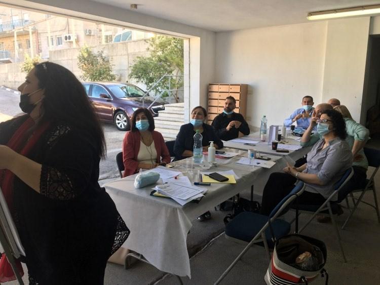 Bethlehem Bible College holds a Strategic Planning Workshop
