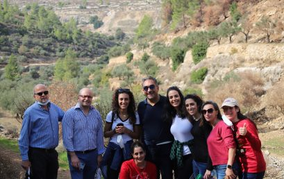 Our Students and Faculty on a Trip to the Heart of Nature