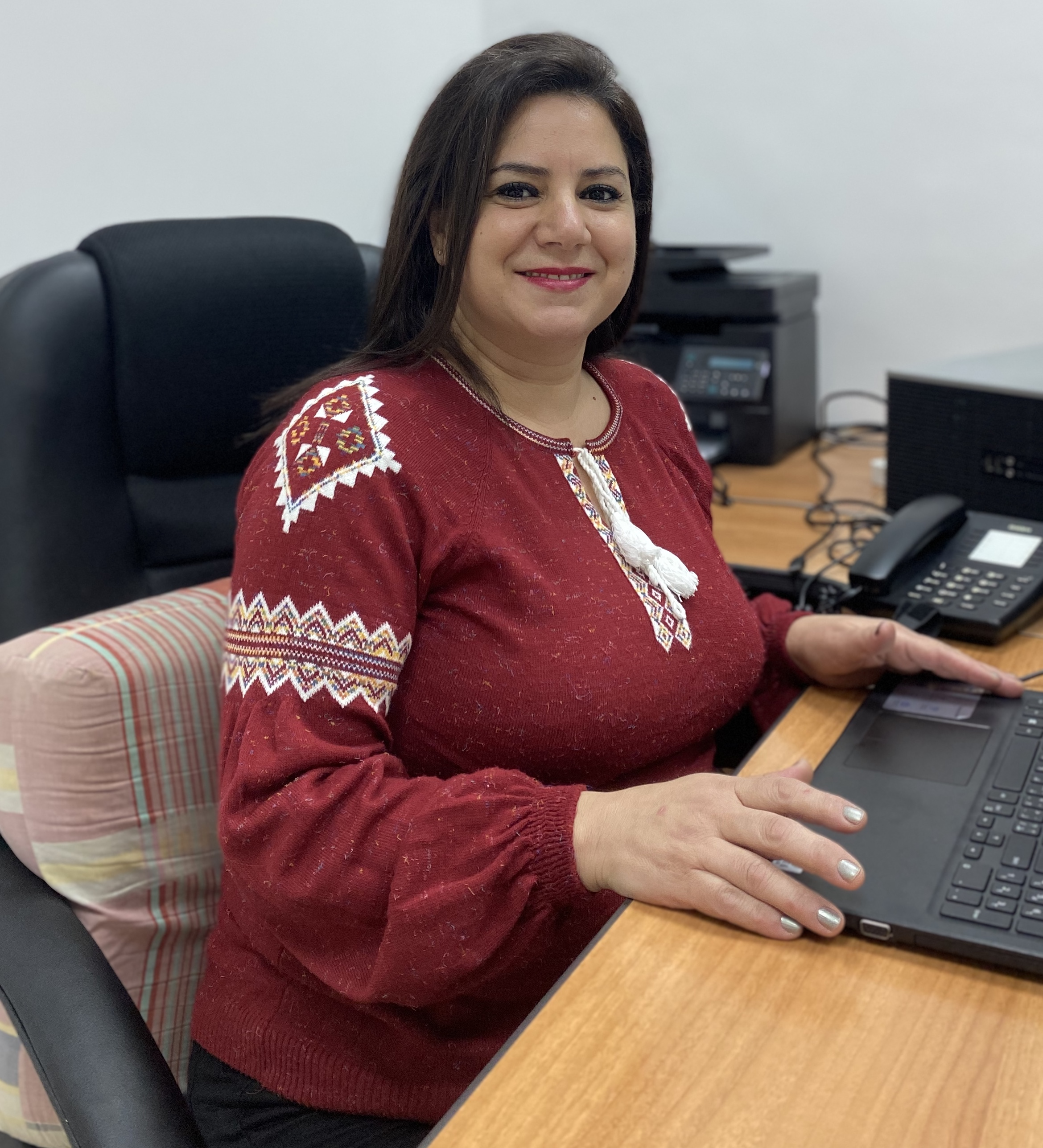 Showing the Love of Christ to the Poor and Needy: Meet Mona Nour.