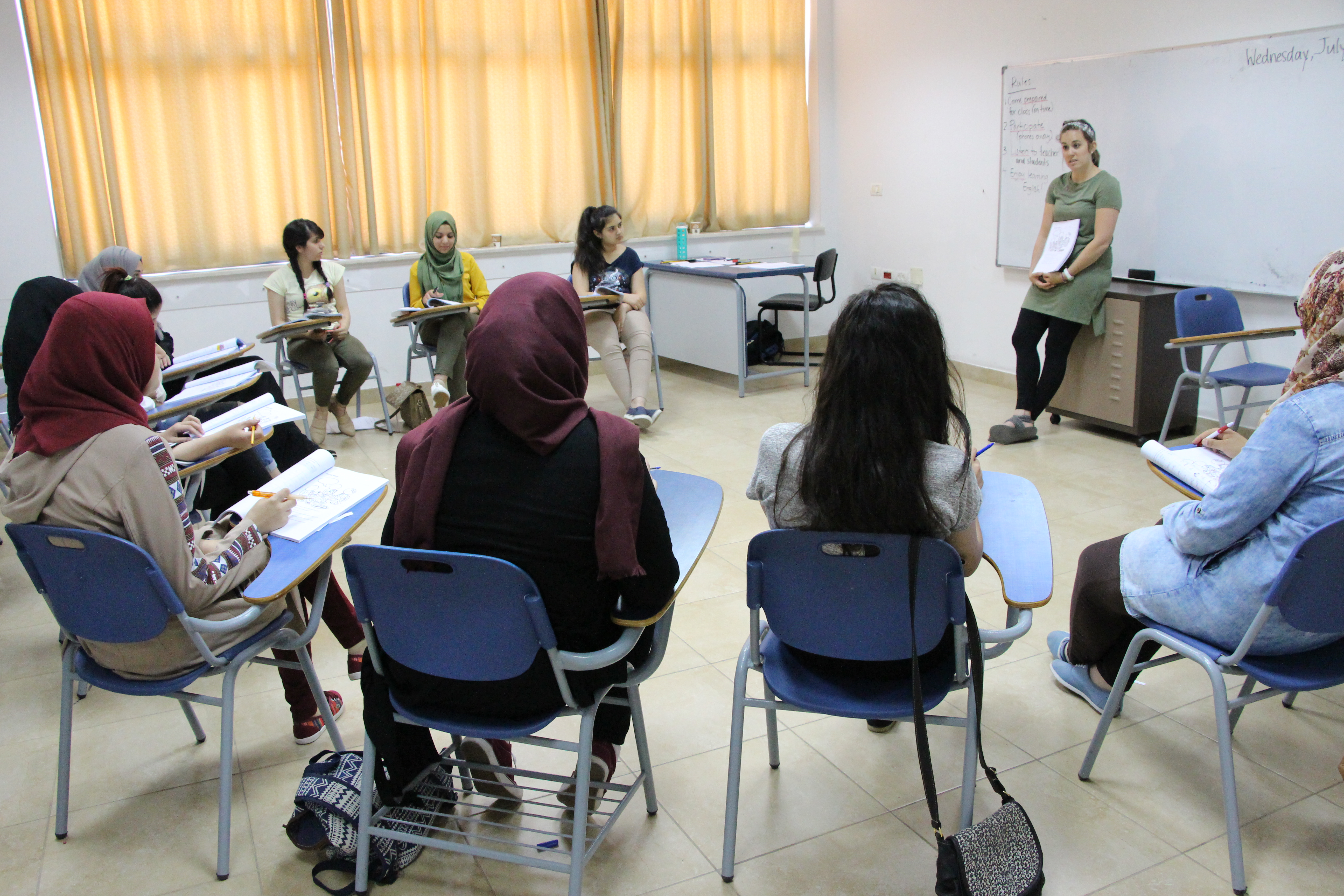 Learning and Teaching in Bethlehem