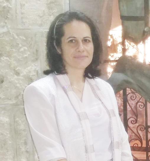 Meet one of our Master's Students: Nahida Sleibi