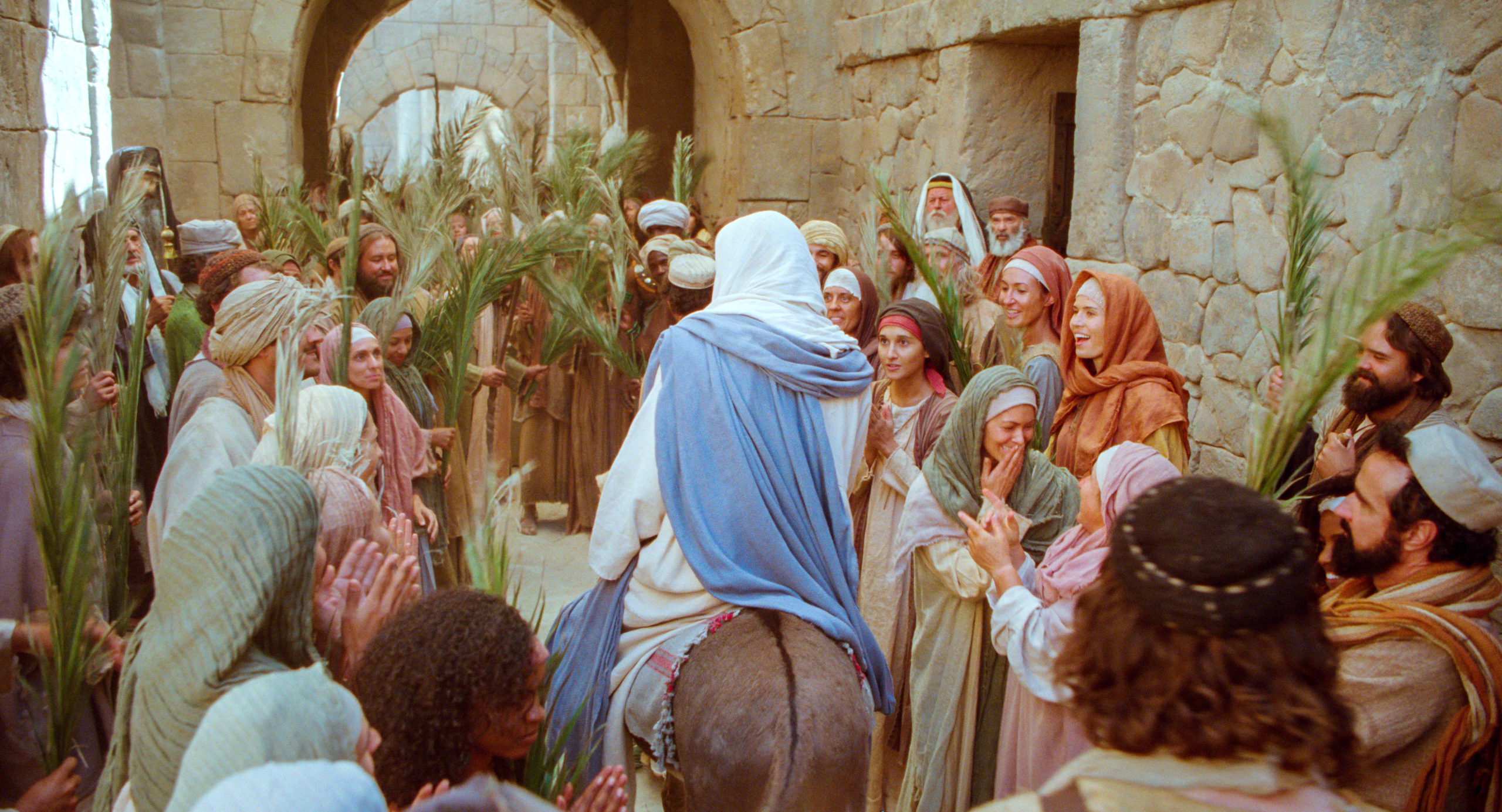 Palm Sunday: Resurrection is coming!