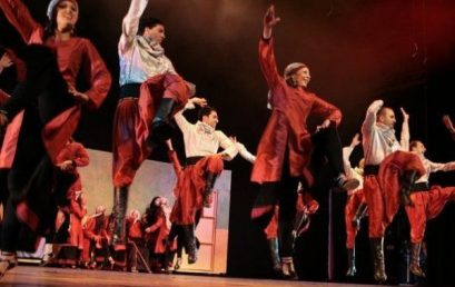 Palestinian Cuisine, Music and Heritage – the perfect combination!