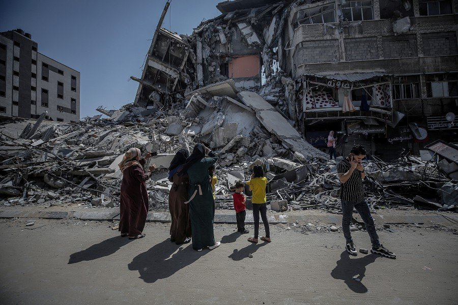 What's Next After the Ceasefire? By Eleanor Khoury, MA Student from Gaza
